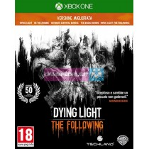 XBOX ONE DYING LIGHT ENHANCED ED. THE FOLLOWIND VIDEOGAME