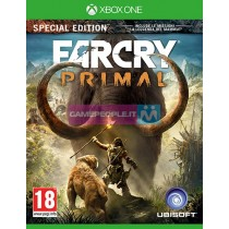 XBOX ONE FAR CRY PRIMAL SPECIAL EDITION VIDEOGAME