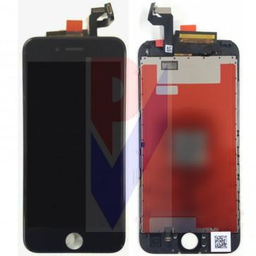 APPLE IPHONE 6S DISPLAY LCD TOUCH VETRO NERO GRADO ORIGINAL