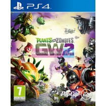 PS4 PLANTS VS ZOMBIES GARDEN WARFARE 2 VIDEOGAME