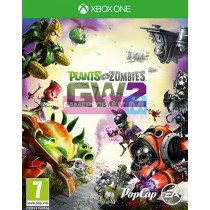 XBOX ONE PLANTS VS ZOMBIES GARDEN WARFARE 2 VIDEOGAME