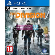 PS4 TOM CLANCY'S THE DIVISION VIDEOGAME