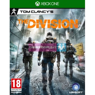 XBOX ONE TOM CLANCY'S THE DIVISION VIDEOGAME