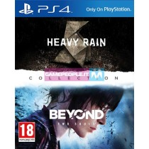 PS4 HEAVY RAIN & BEYOND DUE ANIME COLLECTION VIDEOGAME