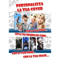 COVER APPLE PERSONALIZZATA