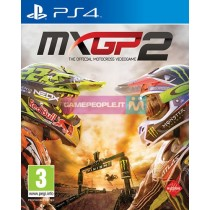 PS4 MXGP2: THE OFFICIAL MOTOCROSS VIDEOGAME