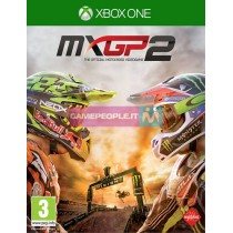XBOX ONE MXGP2: THE OFFICIAL MOTOCROSS VIDEOGAME