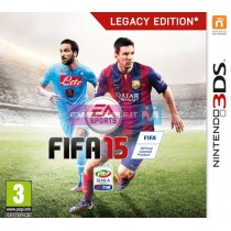 NINTENDO 3DS FIFA 15 VIDEOGAME