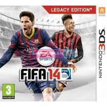 NINTENDO 3DS FIFA 14 VIDEOGAME