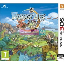 NINTENDO 3DS FANTASY LIFE VIDEOGAME