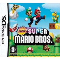 NINTENDO DS NEW SUPER MARIO BROS VIDEOGAME