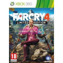 XBOX 360 FARCRY 4 LIMITED EDITION VIDEOGAME