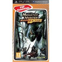 PSP MONSTER HUNTER FREEDOM UNITE VIDEOGAME