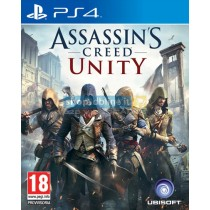 PS4 ASSASSIN'S CREED UNITY VIDEOGAME