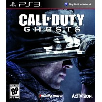 PS3 CALL OF DUTY GHOSTS VIDEOGAME