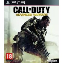 PS3 CALL OF DUTY ADVANCED WARFARE VIDEOGAME