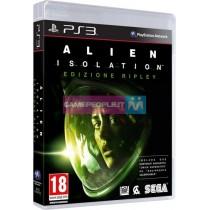 PS3 ALIEN ISOLATION edizione ripley VIDEOGAME