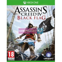 XBOX ONE ASSASSIN'S CREED IV BLACK FLAG VIDEOGAME
