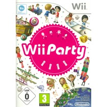 NINTENDO WII  WII PARTY VIDEOGAME