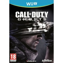 NINTENDO WII CALL OF DUTY GHOSTS VIDEOGAME