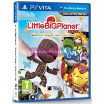 PSVITA LITTLE BIG PLANET MARVEL SUPER VIDEOGAME