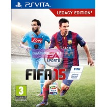 PSVITA FIFA 15 VIDEOGAME