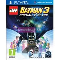 PSVITA BATMAN 3 - gotham e oltre VIDEOGAME