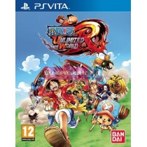 PSVITA ONE PIECE Unlimited World Red Day One Ed VIDEOGAME