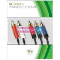 XBOX 360 MICROSOFT X360 Cavo High Definition AV