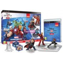 PS3 DISNEY INFINITY 2 MARVEL SH STARTER PACK