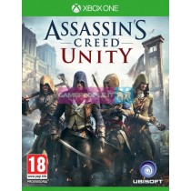 XBOX ONE ASSASSIN CREED UNITY VIDEOGAME