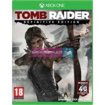 XBOX ONE TOMB RAIDER DEFINITIVE EDITION VIDEOGAME