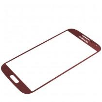 SAMSUNG GALAXY S4 I9500 VETRO VETRINO RED ROSSO