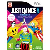 WII JUST DANCE 2015 VIDEOGAME