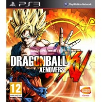 PS3 DRAGON BALL XENOVERSE VIDEOGAME