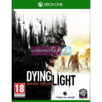 XBOX ONE DYING LIGHT VIDEOGAME