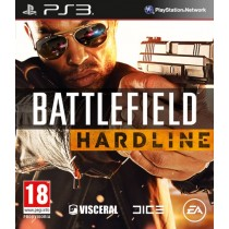 PS3 BATTLEFIELD HARDLINE GAMES