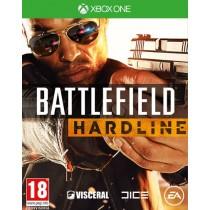 XBOX ONE BATTLEFIELD HARDLINE VIDEOGAME