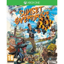 XBOX ONE SUNSET OVERDRIVE VIDEOGAME
