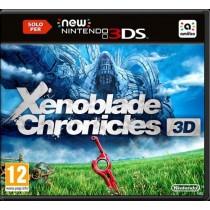 NEW NINTENDO 3DS XENOBLADE CHRONICLES VIDEOGAME