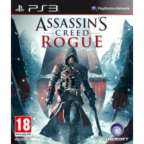 PS3 ASSASSIN'S CREED ROGUE VIDEOGAME