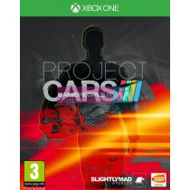 XBOX ONE PROJECT CARS VIDEOGAME