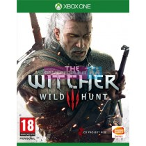 XBOX ONE THE WITCHER 3 THE WILD HUNT DAY ONE ED. VIDEOGAMES