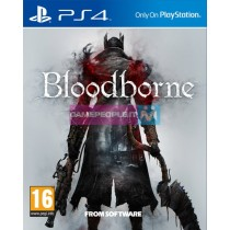 PS4 BLOODBORNE VIDEOGAME