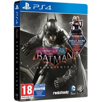 PS4 BATMAN ARKHAM KNIGHT PREORDER EDITION VIDEOGAME