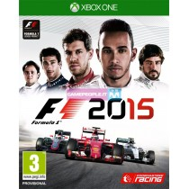 XBOX ONE F1 2015 VIDEOGAME