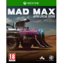 XBOX ONE MAD MAX PREORDER EDITION VIDEOGAMES