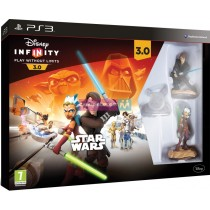 PS3 DISNEY INFINITY 3 STAR WARS STARTER PACK VIDEOGAMES