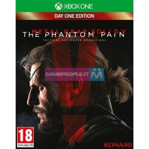 XBOX ONE METAL GEAR SOLID V THE PHANTOM PAIN D1 VIDEOGAMES