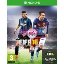 XBOX ONE FIFA 16 VIDEOGAME